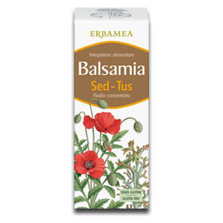 Balsamia Sed-Tus concentrated fluid