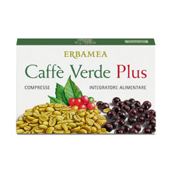 Caffè Verde Plus - Compresse