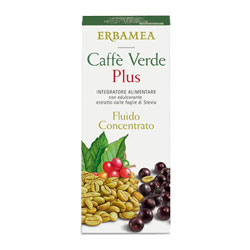 Caffè Verde Plus - Concentrated fluid with sweetener