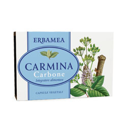 Carmina Coal - vegetable Capsules