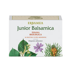 Junior Balsamica - Tisana biologica