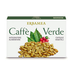 Caffè Verde - vegetable Capsules
