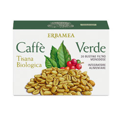 Caffè Verde - Organic herbal tea
