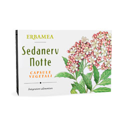 Sedanerv notte - vegetable Capsules